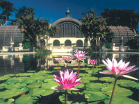 San Diego Botanical Building