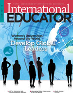 International Educator magazine