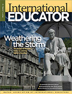 May/June International Educator cover