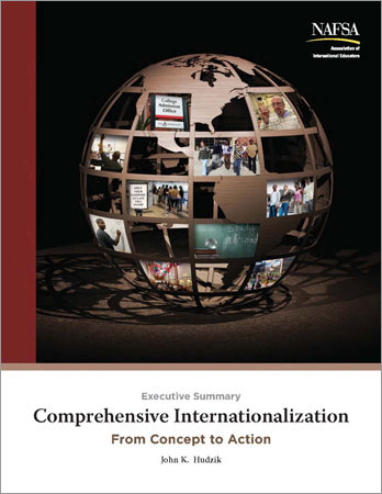 Executive Summary of Comprehensive Internationalization