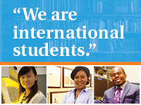 International Student Campaign