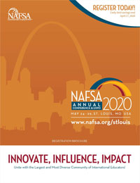 NAFSA 2020 Registration Brochure