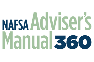 Adviser's Manual 360 | NAFSA