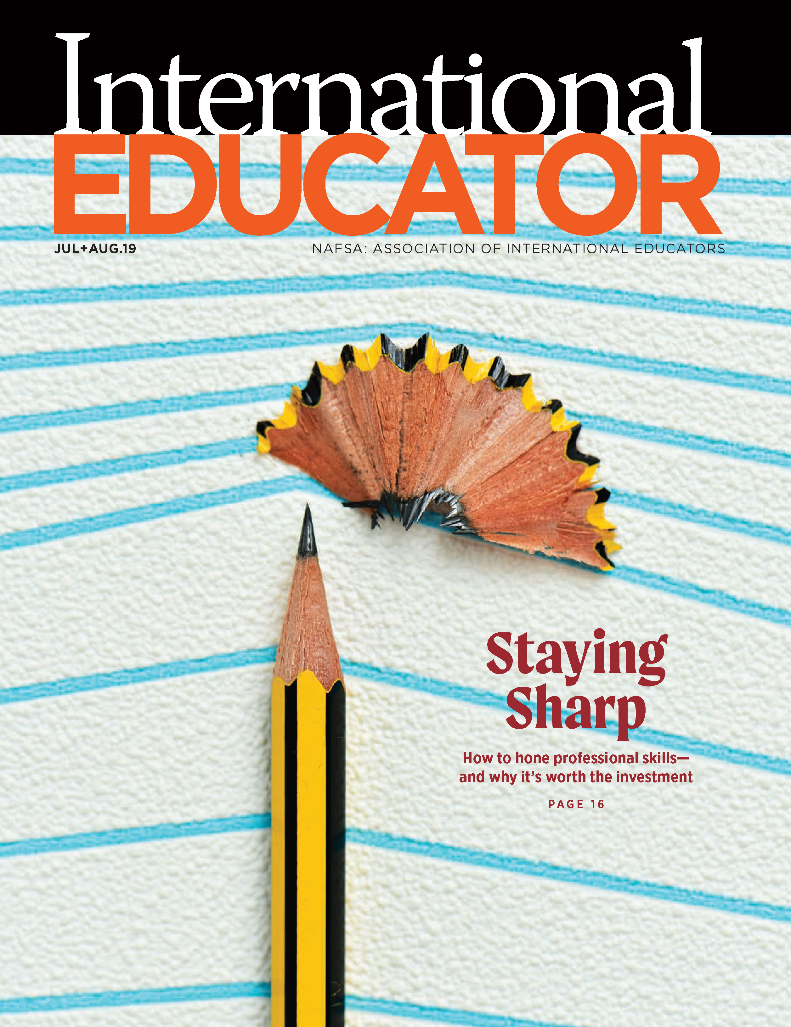 International Educator July August 2019