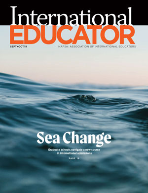 International Educator September October 2019