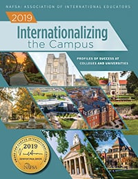 Internationalizing the Campus Report 2019