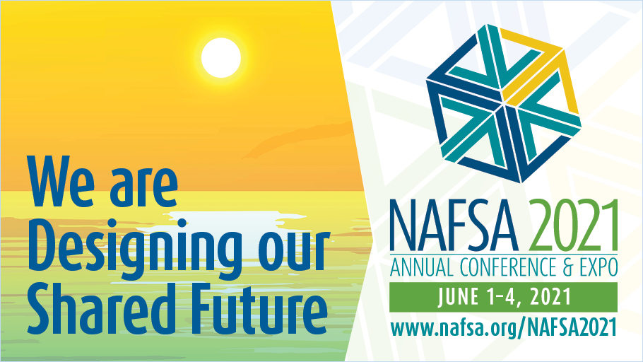 Designing our Shared Future at NAFSA 2021