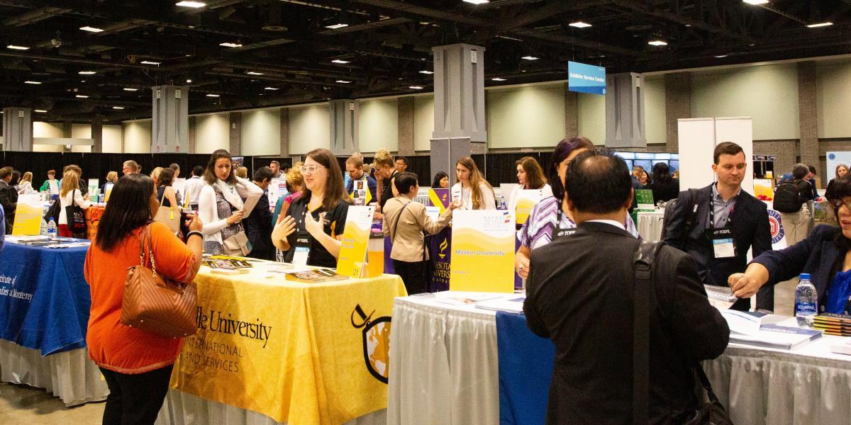 U S  Higher Education Partnership Fair | NAFSA