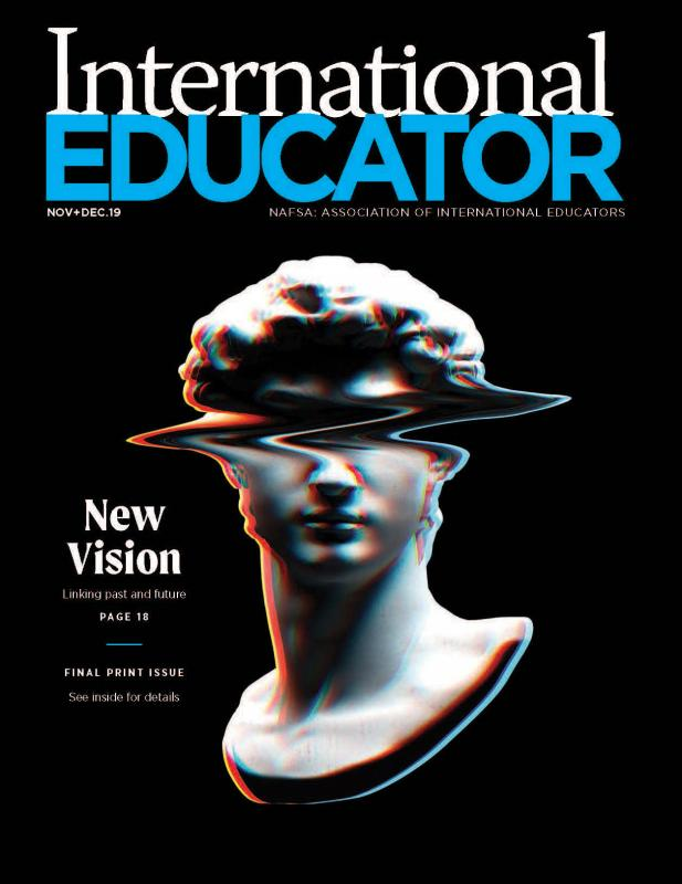 International Educator November December 2019