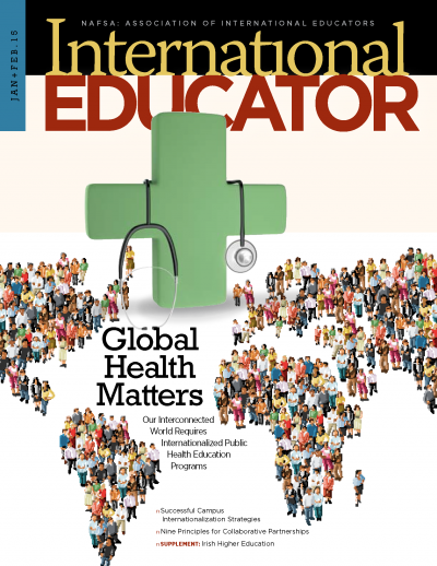cover image for january february 2015