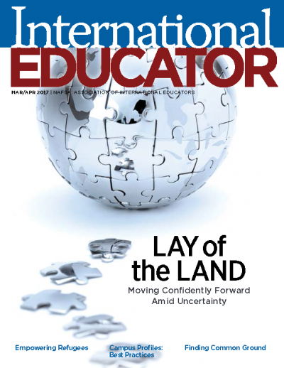 cover of march april 2017 issue