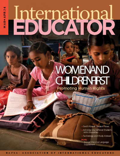 cover image for march april 2014 issue