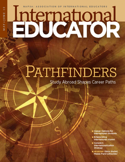 cover image of the may june 2015 issue