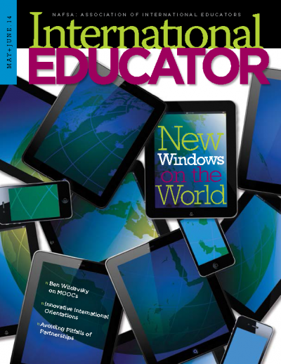 cover image for may june 2014 issue