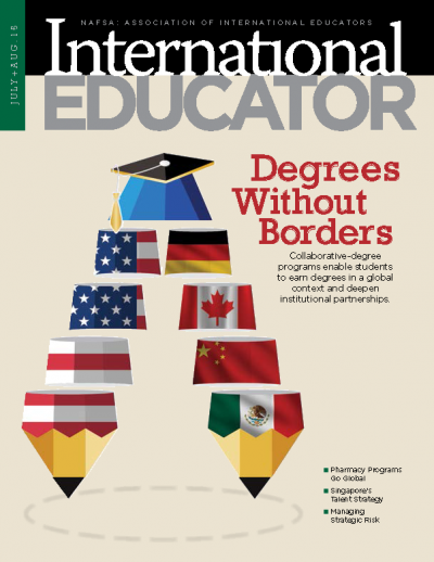 cover image of the july august 2015 issue