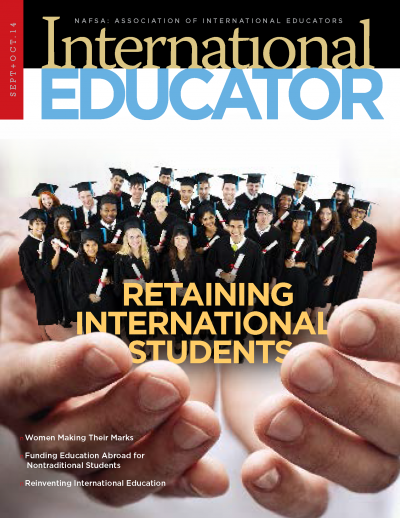 cover image for the september october 2014 issue
