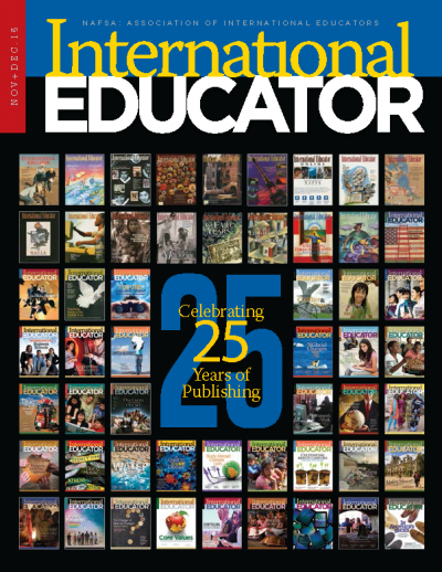 cover image of the november december 2015 issue